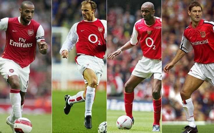 Our list of the greatest players ever to grace Highbury and the Emirates for   Arsenal