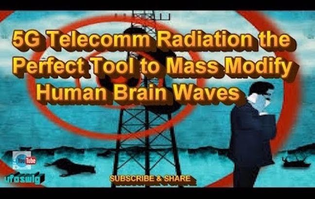This article (5G Telecomm Radiation the Perfect Tool to Mass Modify Human Brain Waves)byDr. Ellis Evans was originally published byWakingTimes.com.    On 14 July 2016 the FCC (Federal Communications Commission) of the USA made space available in