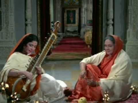 Tora Mann Darpan Kehlaye | Kaajal | Meena Kumari, Rajkumar & Dharmendra | Asha Bhonsle