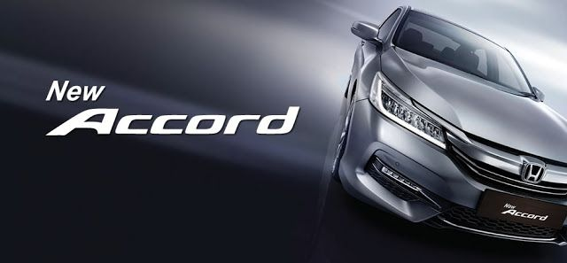 Spesifikasi Harga & Kredit Honda Accord Balikpapan