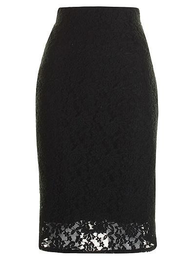 Darling Claudia Skirt Black