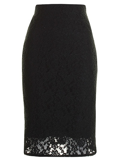 Darling Claudia Skirt Black