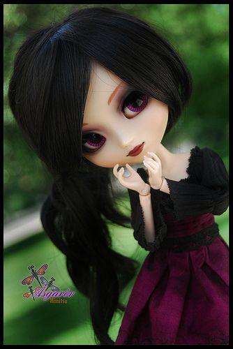 Adsiltia( une méchante dame dans la vie de Manon)