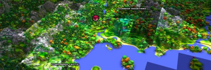 CubeWorld - Picroma - The next generation of MineCraft... :D