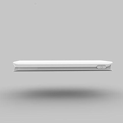 [Slim-Juice] Kans® Ultra Compact 4000mAh Portable Charger External Battery Power Bank for iPhone 6 Plus 5S, Samsung Galaxy S6 Edge S5 , Nexus, HTC, Motorola,Gopro, more Smart Phones (White)