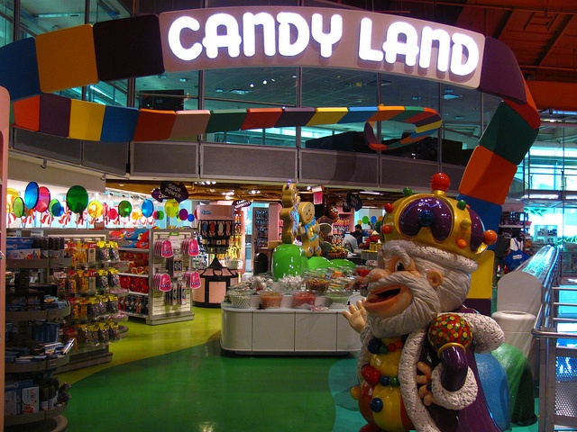 Toys R Us Times Square Candyland New York Dreamin
