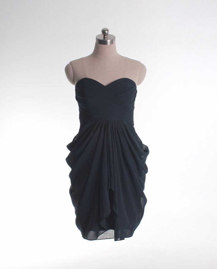 Amazing A-line empire waist chiffon dress for bridesmaid,$93.80