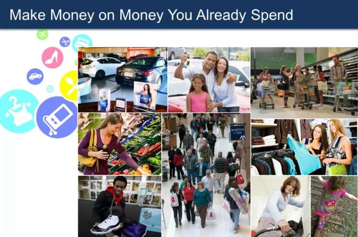 Want a second income without having a second job?  Get rewarded for something we all do anyway ... SHOP!  Click the link below for your free membership and to learn how you can get money back with every purchase.  www.mylyconet.com/onecard