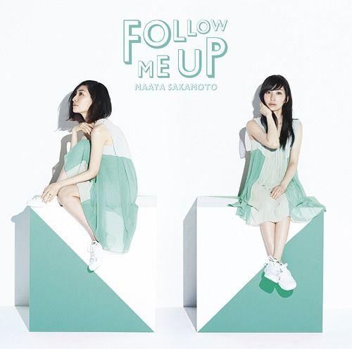 Maaya Sakamoto,Follow Me Up,CD Album  listed at CDJapan! Get it delivered safely by SAL, EMS, FedEx and save with CDJapan Rewards!
