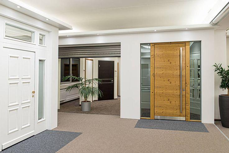 Haustüren Ausstellungen von Weiß & Weiß in München