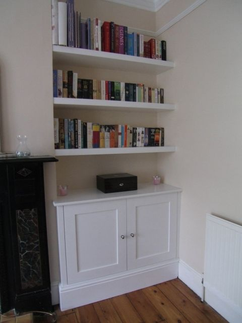 Alcoves living room ideas pinterest for Alcove ideas living room