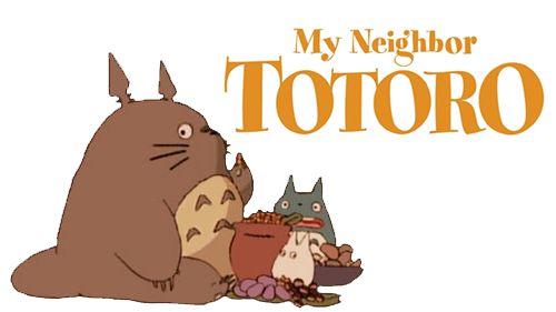 Image result for totoro logo