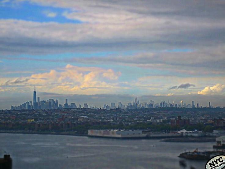 I love New York (thanks nyc explore)