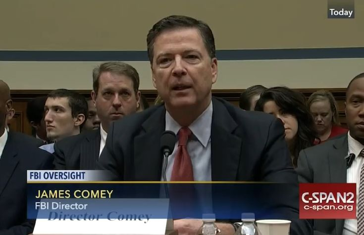 FBI Director James Comey's 'October Surprise' Doomed Hillary Clinton's Candidacy: Analysis:  A firm tracking consumer attitudes saw a massive shift that the political polls missed. Do you remember how you felt last October after you heard that FBI Director James Comey was reopening the FBI's investigation into Hillary Clinton's possible illegal handling of classified communiqués while Secretary of State—just 11 days before the presidential election?