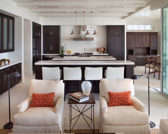 La belle tropical kitchen orlando by phil kean design group
