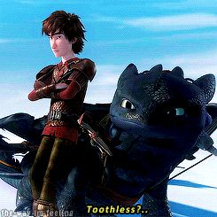 RTTE | Hiccup | Toothless