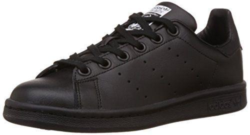 adidas , Stan Smith mixte adulte – multicolore – Noir/bleu/blanc, 35.5 EU: Tweet – Style : rétro, sport, fashion, casual- Coupe : étroite,…