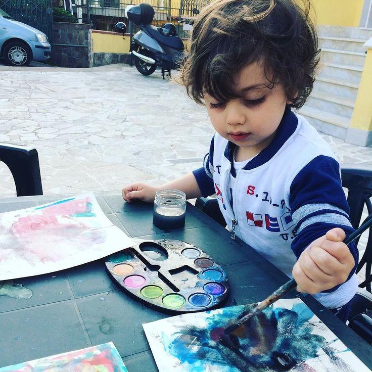 Libertà di espressione #renzo #vitamia #bambinibelli #bambinifelici
