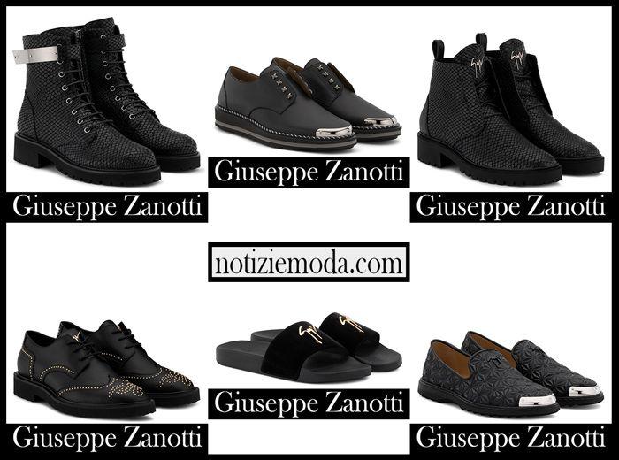 Scarpe Zanotti 2018 2019 nuovi arrivi calzature uomo