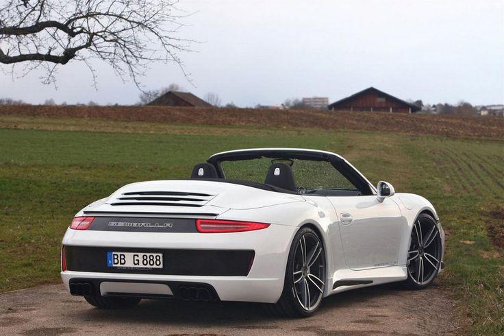 Gemballa Porsche #porsche #tuning