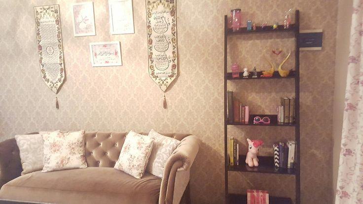 I decor again my living room
