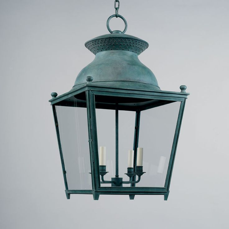 Chateau Pedestal Lantern Light Antique Brass: 17 Best Images About And There Was Light On Pinterest