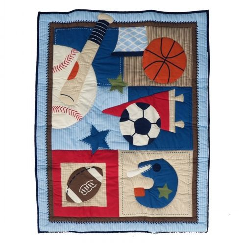 Baby Sports Quilt Patterns 60