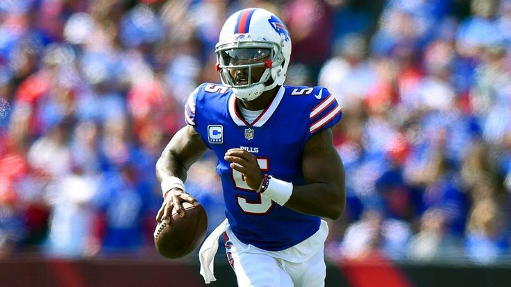 Every potential 2018 landing spot for Tyrod Taylor #FansnStars