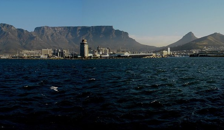 Flights to Cape Town - you'll see this!