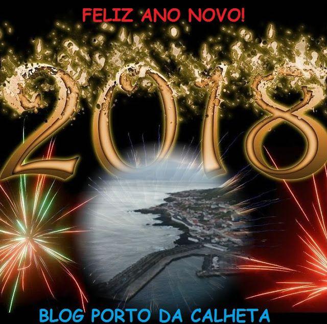 PORTO DA CALHETA: Ano Novo 2018