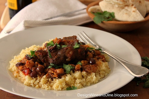 Moroccan Slow-Cooked Lamb Recipe — Dishmaps