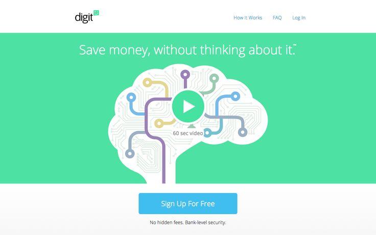 Digit savings app every few days digit checks your
