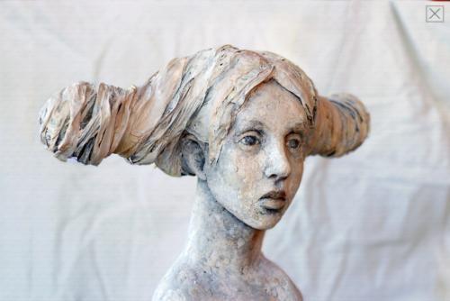 Tatjana Raum sculptures