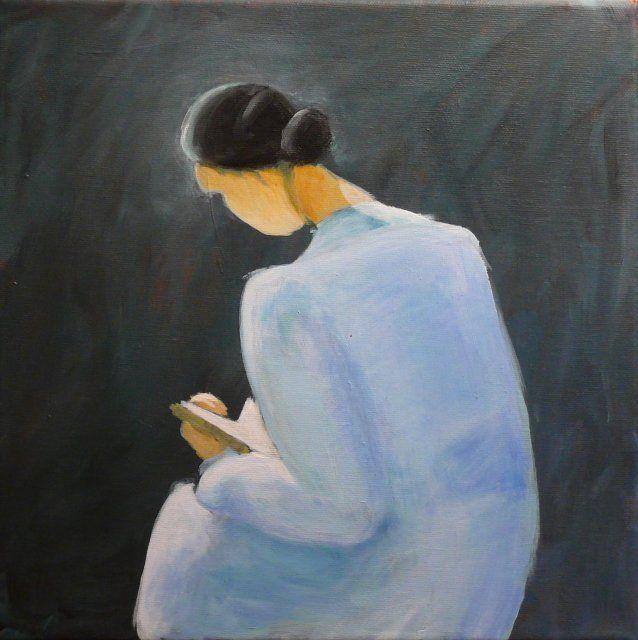 Helene Schjerfbeck (1862-1946)  #ARTEmisiaLegge - @LibriamoTutti - http://www.libriamotutti.it/