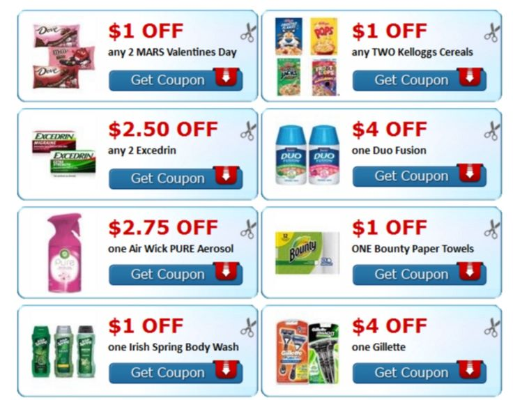 NEW Printable Coupons: Bounty, Charmin, Irish Spring, Softsoap, , Kelloggs, Ajax & More!! - http://wp.me/p56Eop-PMY