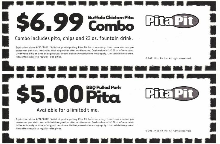 Pita pit hamilton coupons