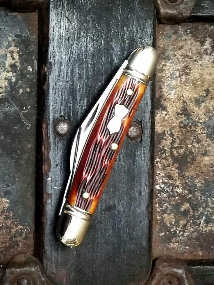 GEC Tidioute 62 Maverick Pocket knife, Folding knives