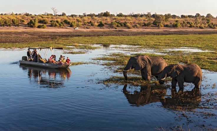 río Okavango, Botsuana   BOTSWANA – Amantes de Viagens