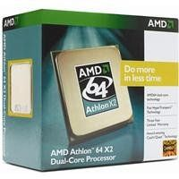 AMD Athlon 64 X2 Dual-Core 4600+ 2.4 GHz Processor with 89-Watt Power Socket AM2 by AMD. $21.99. From the Manufacturer                 The AMD Athlon 64 X2 Dual-Core processor puts the power of dual-core technology on the desktop. Dual-core processors contain two processing cores, residing on one chip, that perform calculations on two streams of data, thereby increasing efficiency and speed while running multiple programs and the new generation of multi-threaded soft...