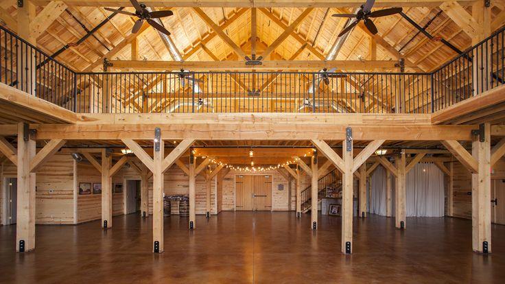 Barn Wedding Venue | Post & Beam | Sand Creek Post & Beam  https://www.facebook.com/SandCreekPostandBeam