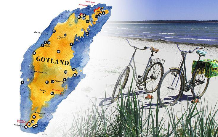 30 pärlor från Gotland - DN.SE