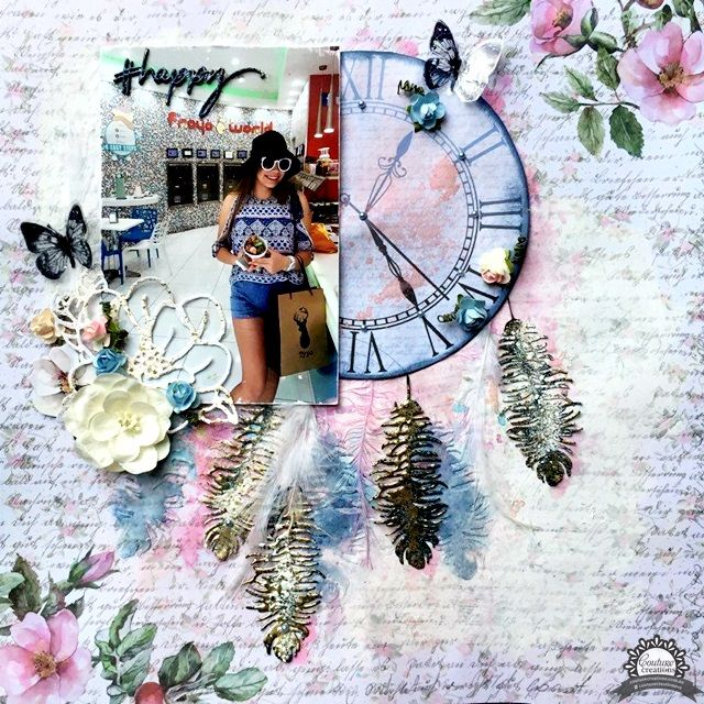 Artdeco Creations Brands: #happy by Tina Connolly