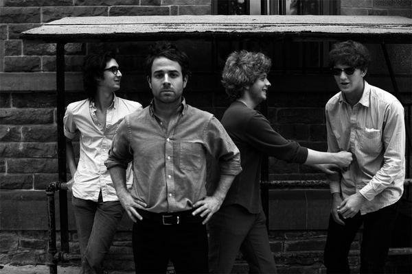Dawes...beautiful harmonies from this band...
