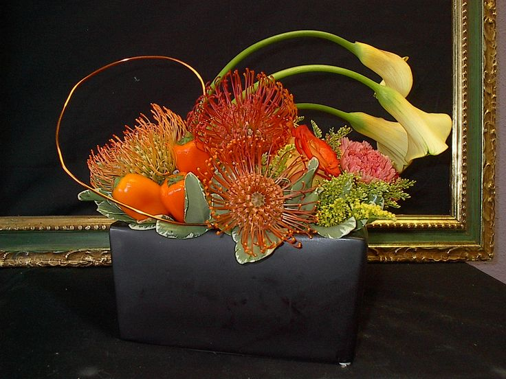 Best asian tropical inspired arrangements images on