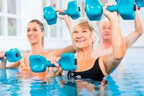 Elderly Care In Northampton Pa Should My Aging Loved One Be Swimming Elderly Care