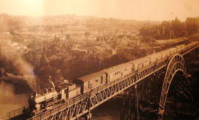 MONUMENTOS DESAPARECIDOS: Linhas de Comboio