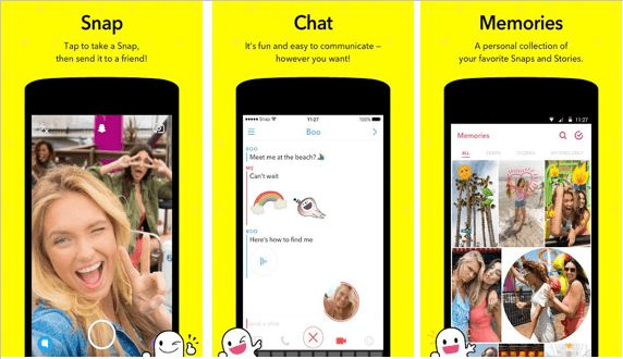 NEW: Snapchat APK v9.43.0.0 [Latest]
