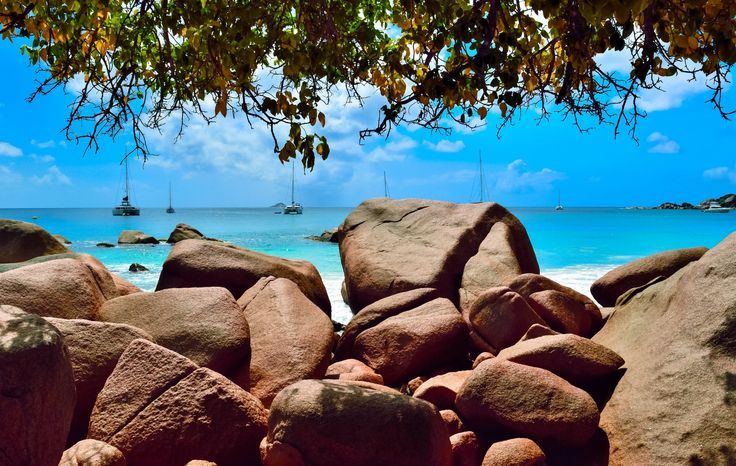 Seychelles,Anse Lasio Beach by Kevin Renaud on 500px