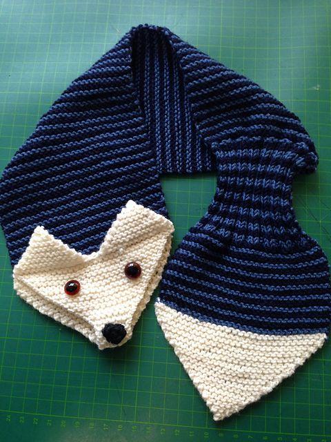 Free Crochet Pattern Fox Scarf : 17 Best images about Crochet &Fox Stuff on Pinterest ...