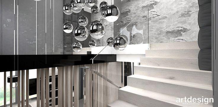 RETURN TO THE SOURCE | W2 | Wnętrze domu | Projekt schodów